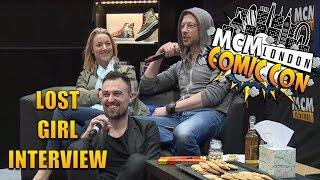 getlinkyoutube.com-INTERVIEW Lost Girl Panel @ MCM London Comic Con