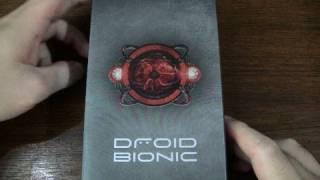 getlinkyoutube.com-Verizon Motorola DROID BIONIC Unboxing and First Impressions