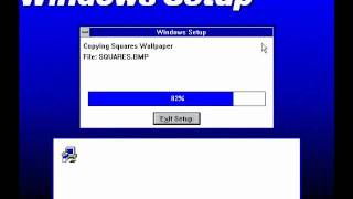 Installing Windows 3.1 in VMware