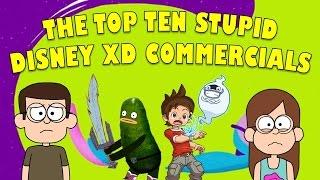 """getlinkyoutube.com-The Top Ten """"Stupid"""" Disney XD Commercials"""