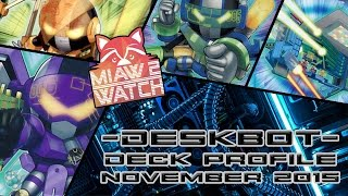 getlinkyoutube.com-Deskbot Deck Profile November 2015