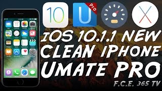 getlinkyoutube.com-iOS 10 - How to clean your iPhone / Remove Data Using iMyfone Umate Pro