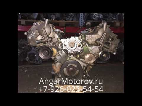 Двигатель Nissan Patrol 5.6 VK56 DE Двигатель Ниссан Патрол 5.6 без предоплаты Наличие