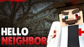 In der HORROR KLINIK ?! 😰 | Minecraft Hello Neighbor