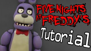 "getlinkyoutube.com-BONNIE ""FNAF"" de Porcelana Fria (TUTORIAL) 