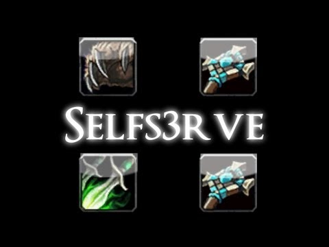 ★ Selfs3rve - 2v2 Arena Breakdown: Disc Priest/Sub Rogue vs Disc Priest/Feral Druid[4.2 PvP] - WAY