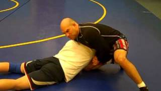 getlinkyoutube.com-Front Headlock Turns for Greco Roman and Freestyle Wrestling