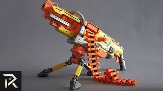 getlinkyoutube.com-10 Powerful NERF Weapons Kids Shouldn't Play With
