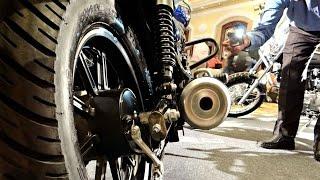 getlinkyoutube.com-Bajaj Avenger 150 Street | Specifications and Features Review
