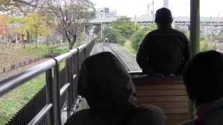 getlinkyoutube.com-SLスチーム号(梅小路蒸気機関車館)(1/2)