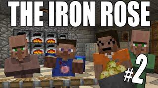 """getlinkyoutube.com-The Iron Rose - Ep.2 """"Soy el nuevo cocinero!!!"""""""