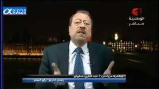 عبدالباري عطوان يكشف اوراق عاصفة الحزم والعدوان على اليمن ولايعترف بجيش عربي لايحارب اسرائيل