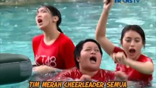 Slow Motion JKT48  Mission X TransTV 16 10 2016