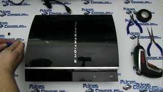getlinkyoutube.com-Tutoriel montage et installation 3k3y par Puces Consoles TV