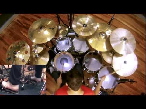 Troy Wright - Dream Theater - On the Backs of Angels Drum Cover