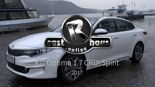 Kia Optima 1.7 CRDI Spirit