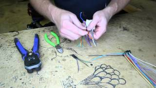 getlinkyoutube.com-How to do th brake  bypass on your AVH 4200NEX with the MicroBypass