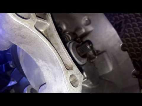 Проблема с вилкой выключения выжимного ролика VW