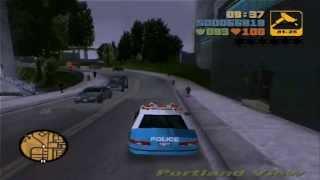 GTA 3 Darkel's mission - Blow up a school bus
