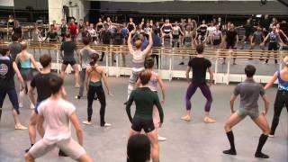 getlinkyoutube.com-The Royal Ballet Full Class - World Ballet Day 2014