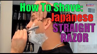 getlinkyoutube.com-Feather Artist Club Japanese Razor Shave-Shop at ShaveNation.com