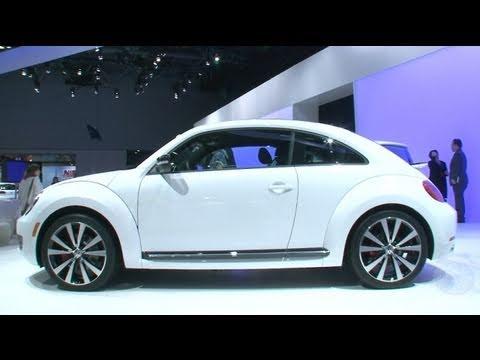 2012 Volkswagen Beetle - 2011 New York Auto Show