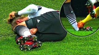 Horror Football Injuries & Fouls