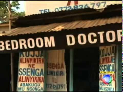 Reportagem Domingo Espetacular: Sacrifícios de crianças na África; Um novo culto à Moloque.