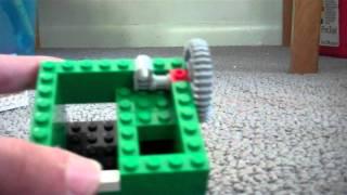 getlinkyoutube.com-How to make a Lego Candy Machine
