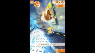 getlinkyoutube.com-Despicable Me: Minion Rush Гадкий Я - Boss battle Битва с Боссом ios iphone gameplay