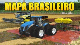 Farming Simulator 2015 - Mapa do Rio Grande do Sul (Mapa Brasileiro)