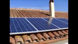 Kit Solar Fotovoltaico de 1000 W para Autoconsumo