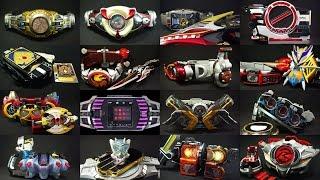 平成仮面ライダー TV版ファイナルフォーム オールライダー変身アイテム スペシャル Heisei Kamen Rider TV version Final form items Specials