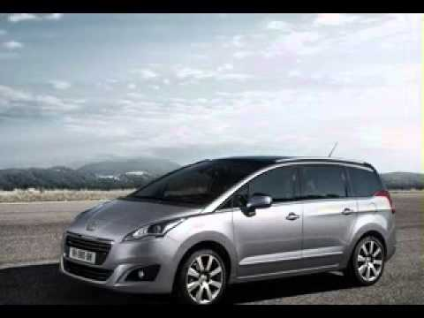 Peugeot 5008 2014 Interior Exterior Photo Gallery