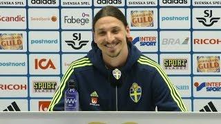 getlinkyoutube.com-Zlatans luriga reaktion på United-frågor - TV4 Sport