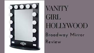 getlinkyoutube.com-'Vanity Girl Hollywood' Mirror Review + My Vanity Set Up
