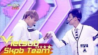 getlinkyoutube.com-[Vietsub + Engsub] [Live] 141219 GOT7 (갓세븐) - Mr. Chu @ Music Bank Special Stage [1080p]