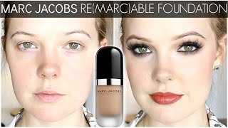 getlinkyoutube.com-MARC JACOBS REMARCABLE FOUNDATION | REVIEW & DEMO