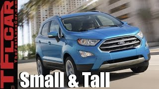 getlinkyoutube.com-New Ford EcoSport Unveiled in CA: Ford's Smallest Crossover is Coming to America