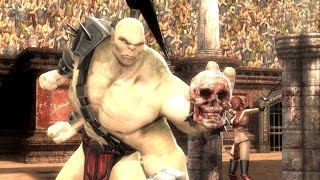 getlinkyoutube.com-Mortal Kombat 9 - Goro Expert Ladder