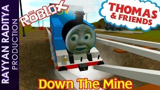 getlinkyoutube.com-Down The Mine Full Episode | Thomas and Friends Accidents Will Happen Roblox Remake