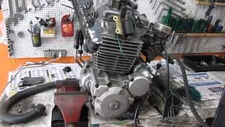 Motor de Twister 293 Fuçado............