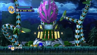Sonic the Hedgehog 4: Episode 2 ~ All Bosses