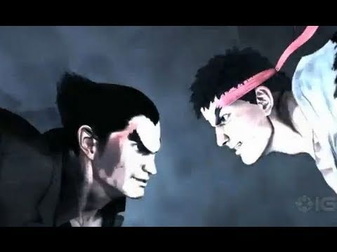 Street Fighter X Tekken: Official Story Trailer