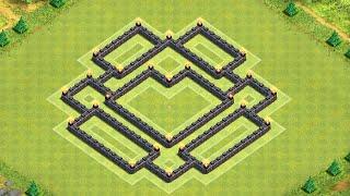getlinkyoutube.com-Clash of Clans - BEST Townhall 7 Farming Base - 2014