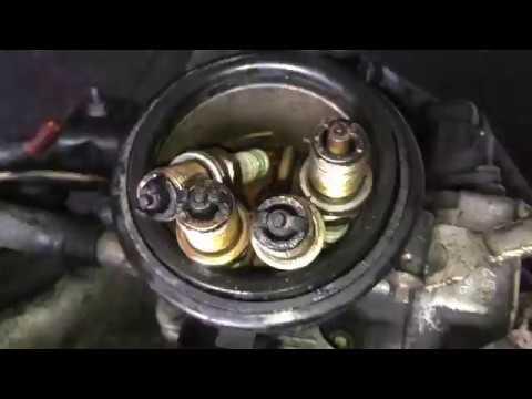 Двигатель C20SED-124599 2.0 16V – проверка компрессии