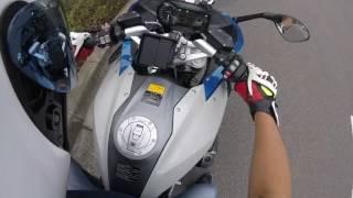 getlinkyoutube.com-BMW  R1200RS プチ試乗