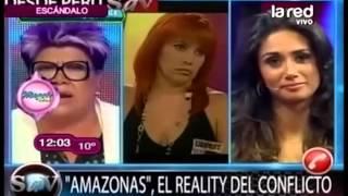 getlinkyoutube.com-Magaly Medina dispara contra faranduleras chilenas