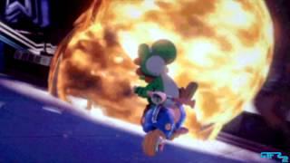 getlinkyoutube.com-Mario Kart 8 GIFS WITH SOUND EDITION Compilation Wii U 2014  GSW4ALL  Luigi Death Stare Compilation