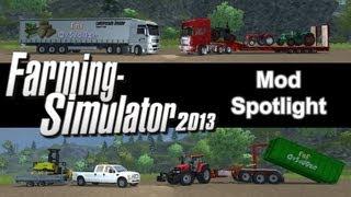 getlinkyoutube.com-Farming Simulator 2013 Mod Spotlight S1E6   Cat Fleet Mod Pack